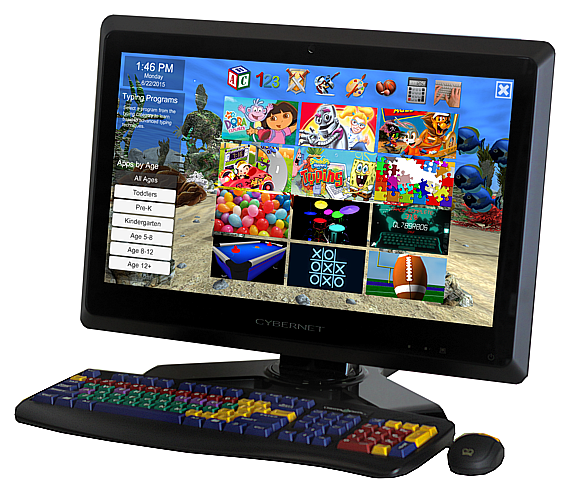 Kids Education Station Advanced v5 - Large Image